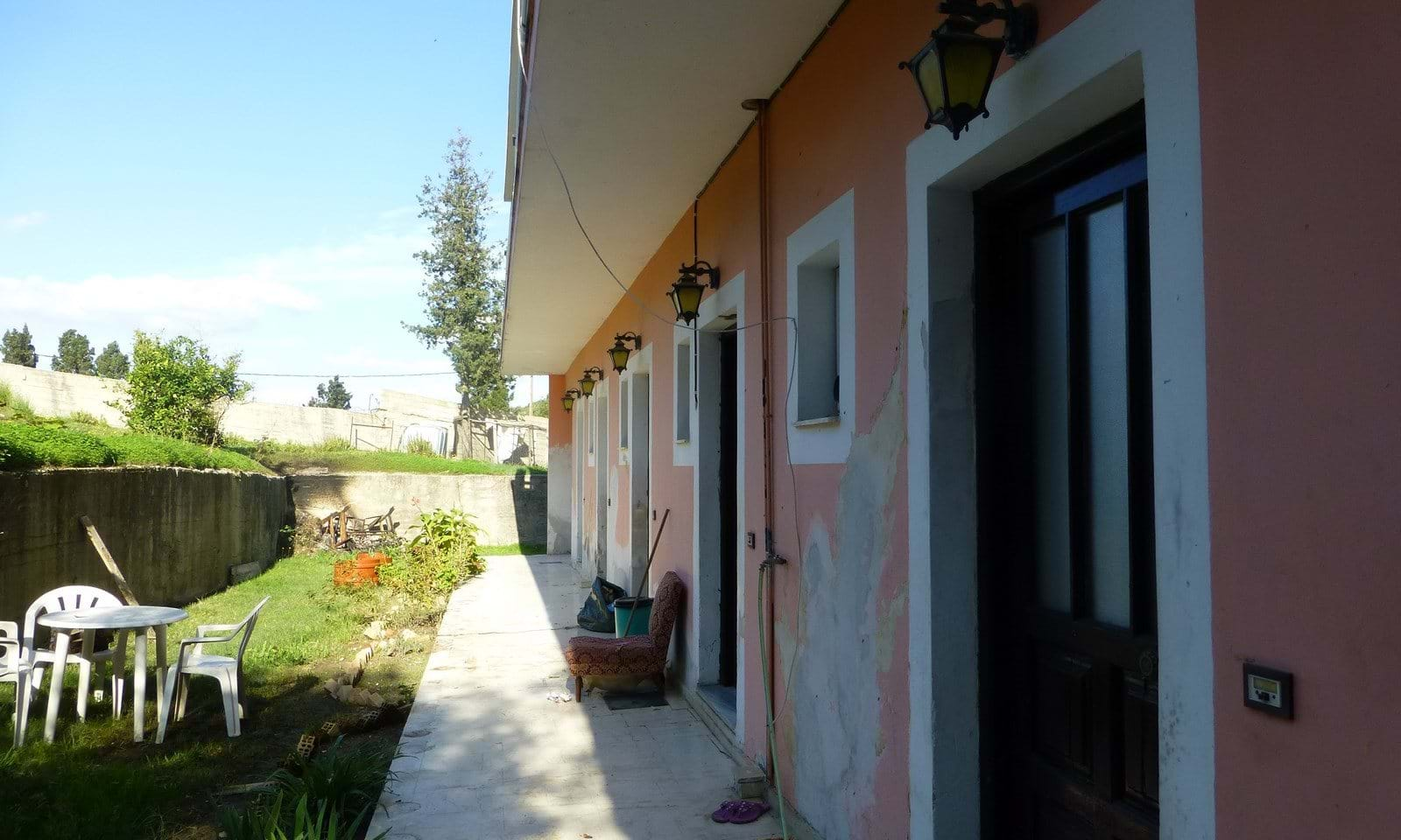 Commercial property for sale in north west Corfu