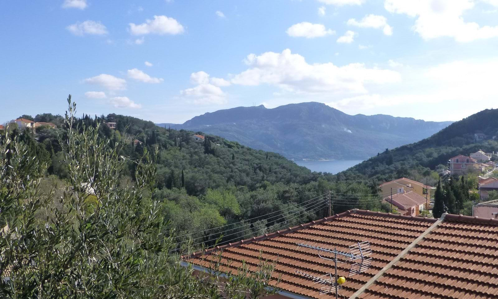 Property for sale in Afionas Corfu