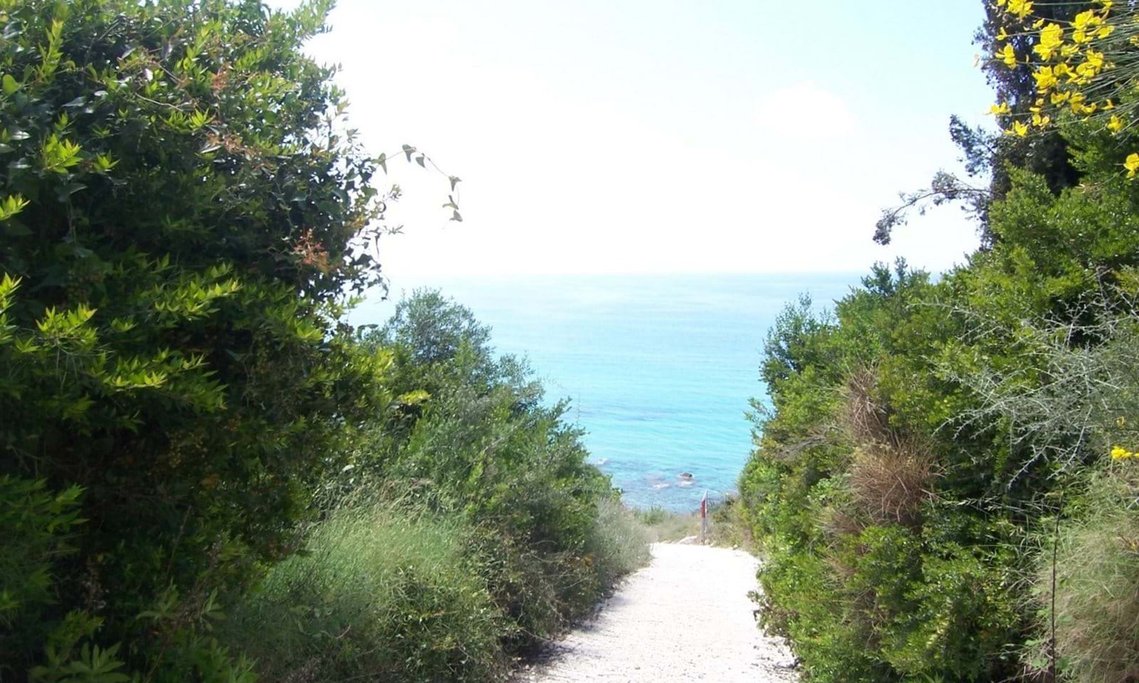 buy land corfu