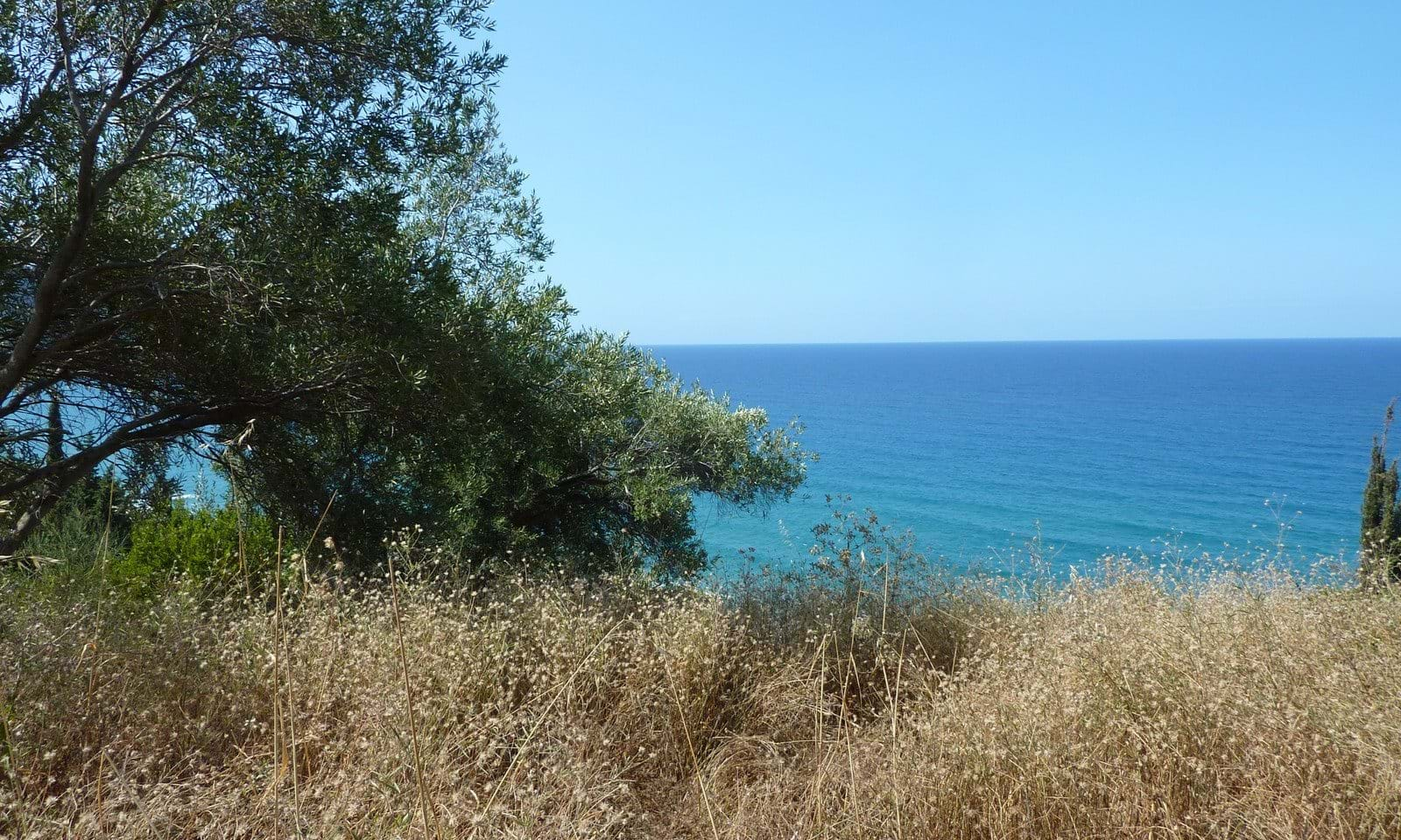Agios Gordis land