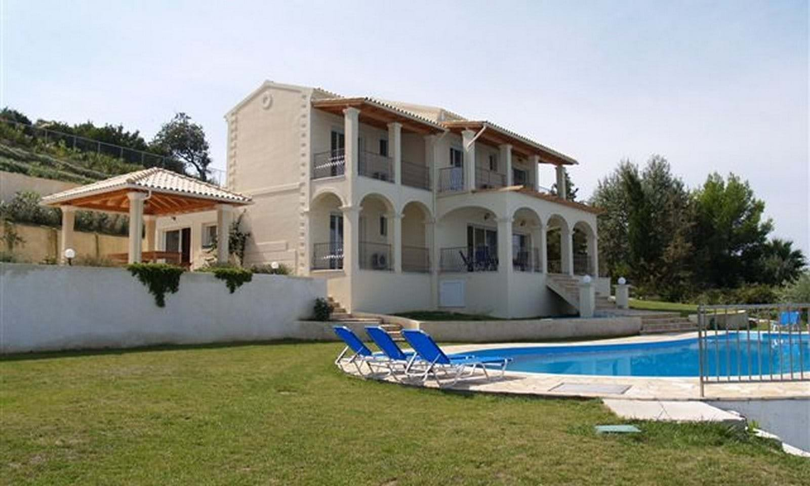Corfu luxury property