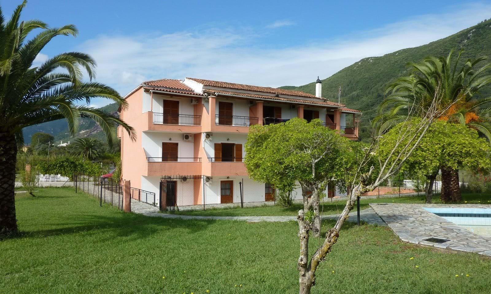 Apartment building for sale Corfu