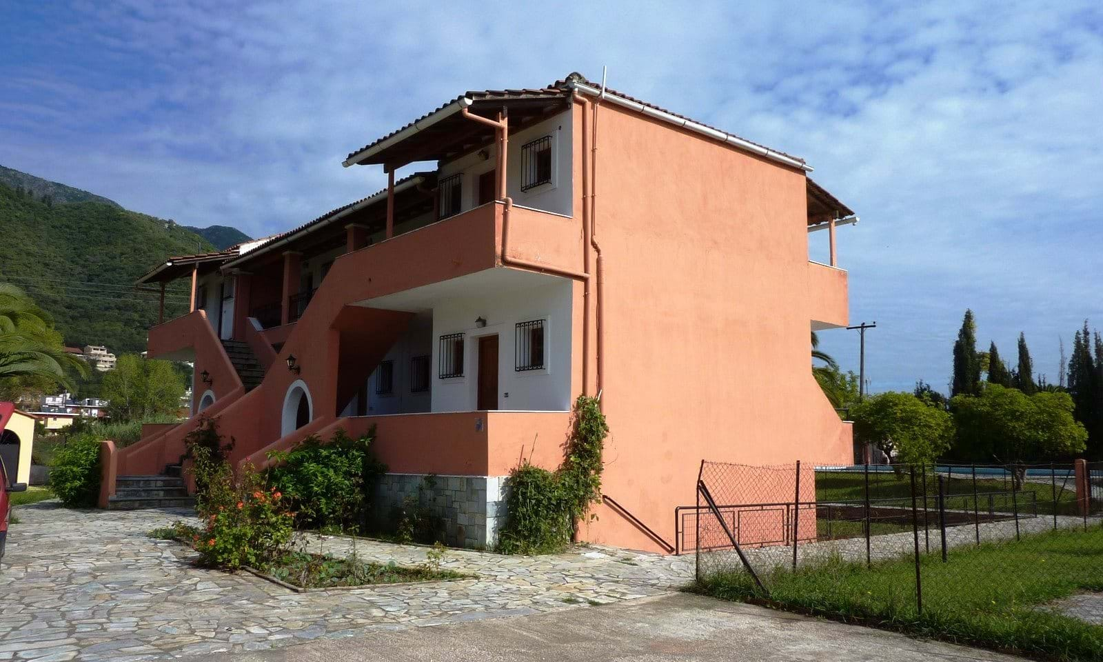 Studio apartments for sale Corfu