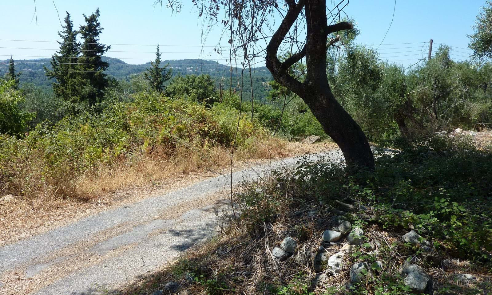 Corfu land for sale
