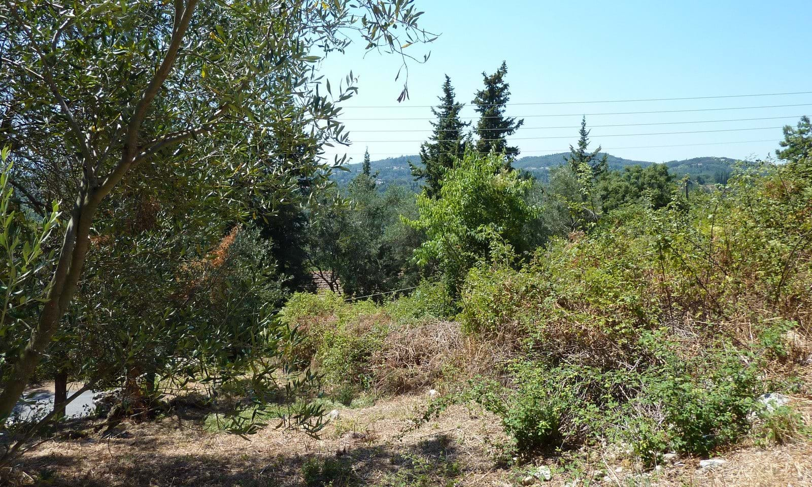 Land for sale Agios Markos Corfu