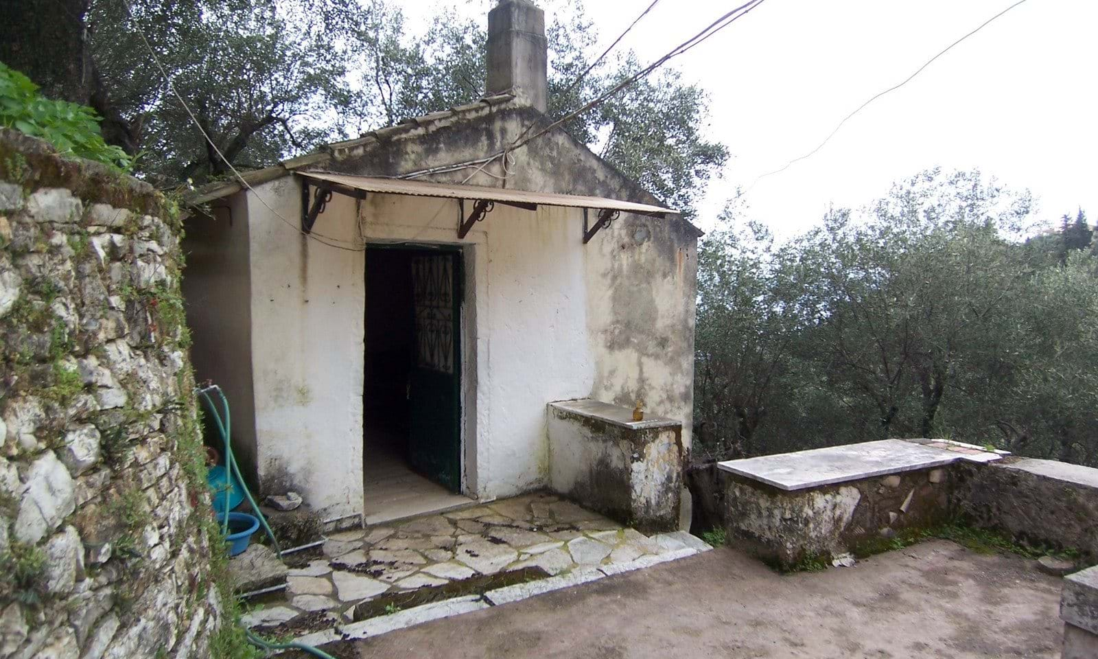Property for renovation in Corfu