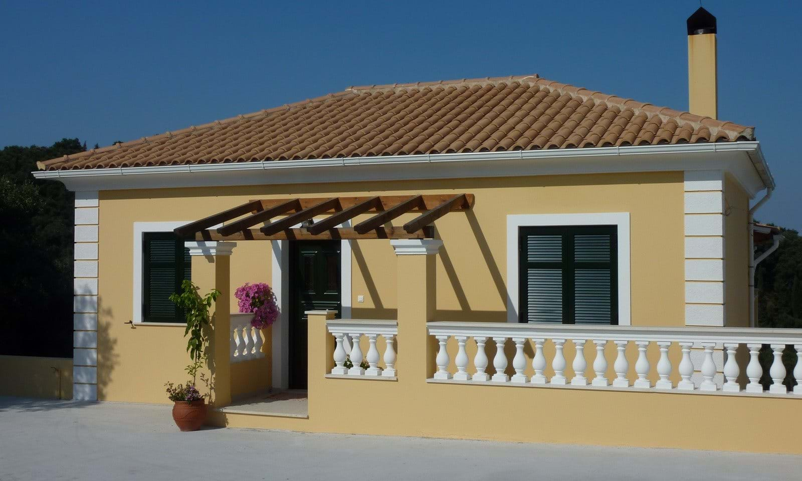 Houses for sale north west Corfu