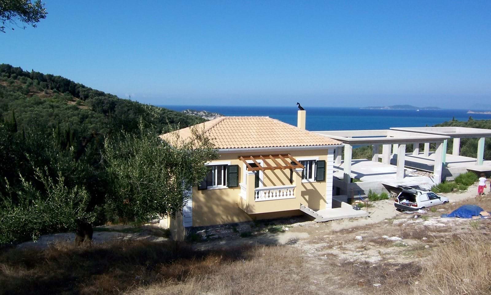 Arillas Corfu property for sale
