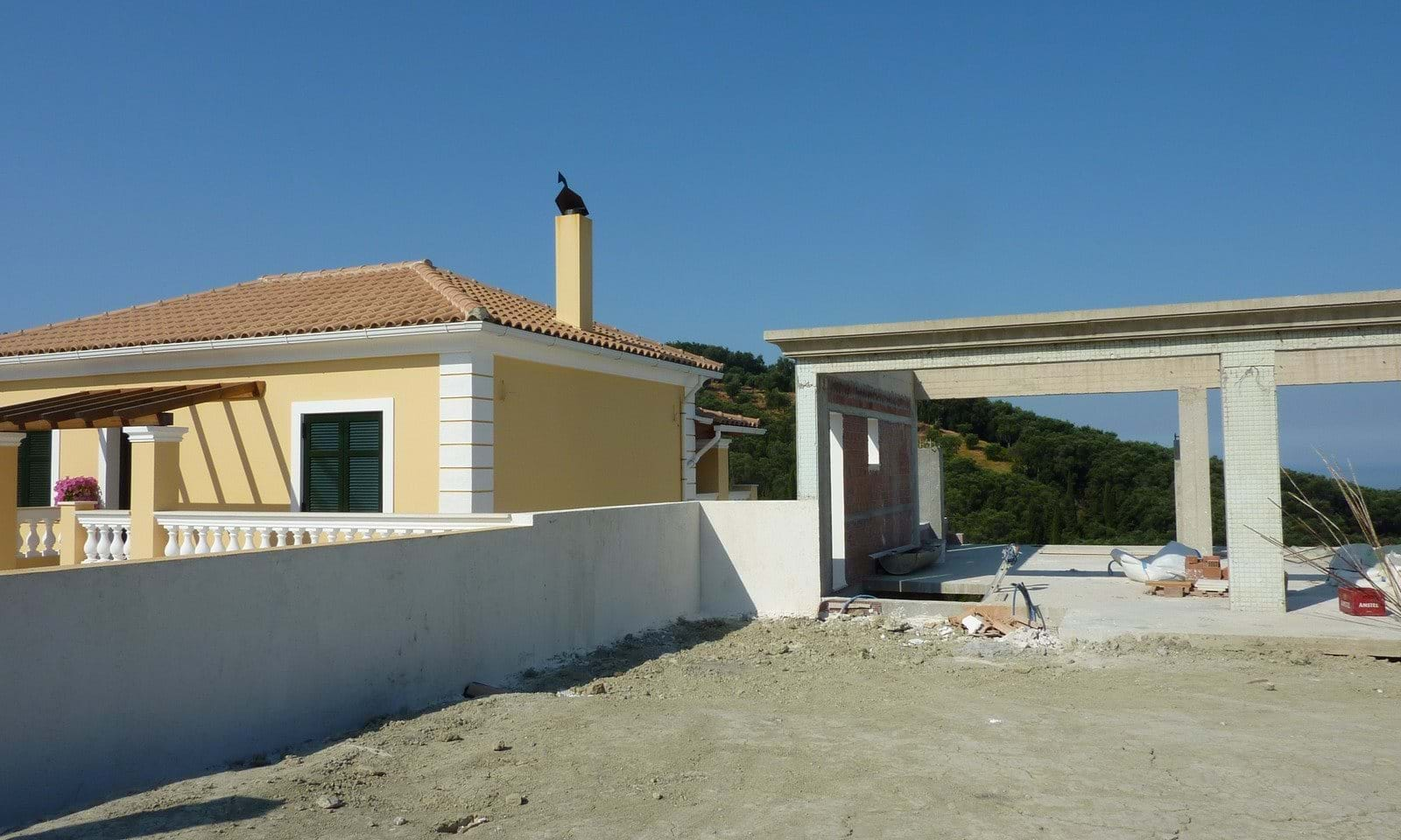 New property in Corfu