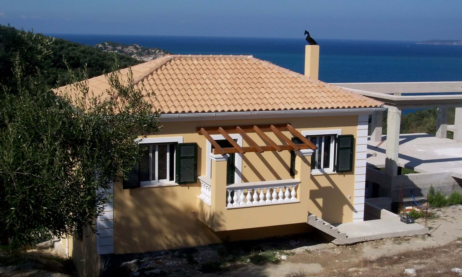 North west Corfu property for sale