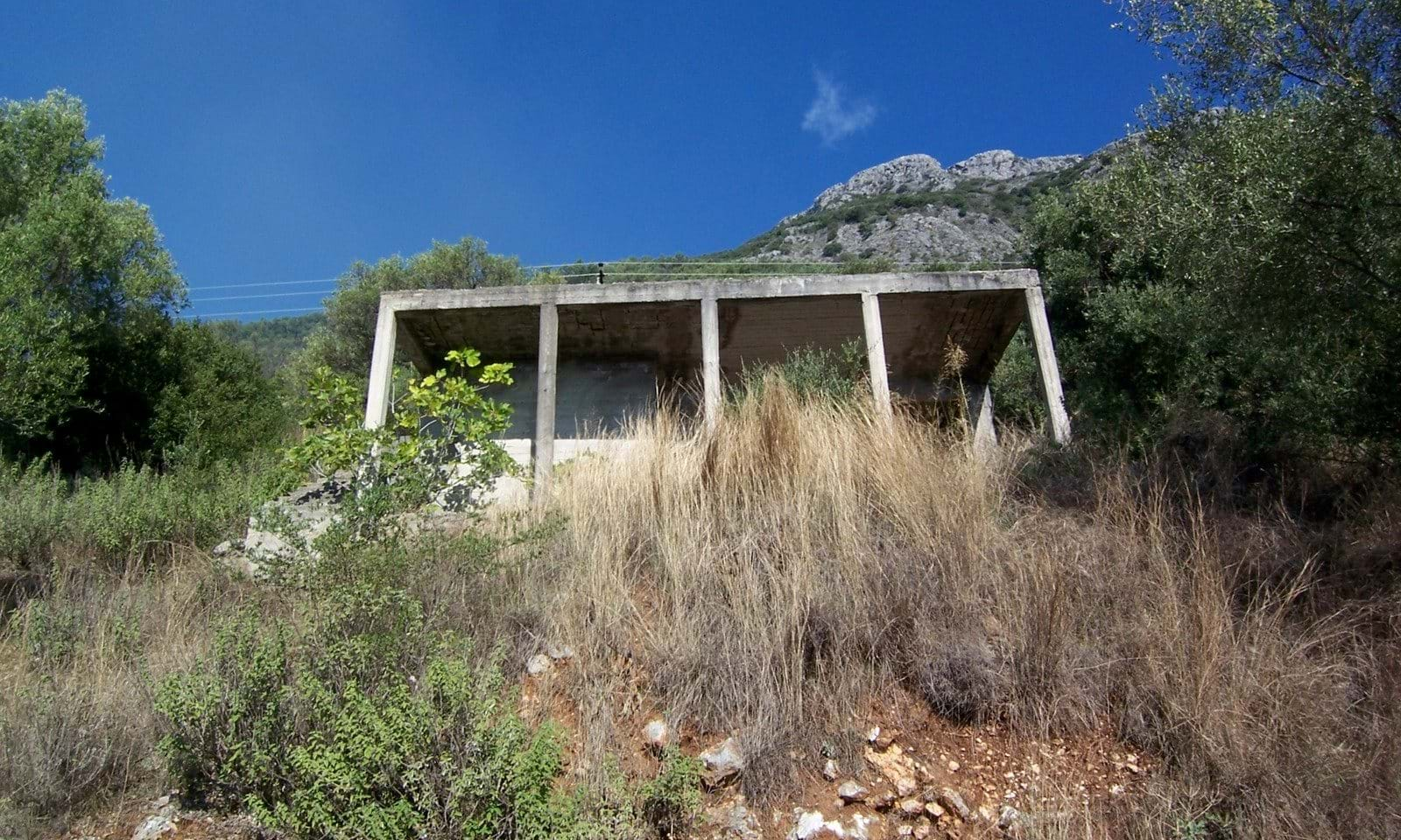 land for sale barbati corfu