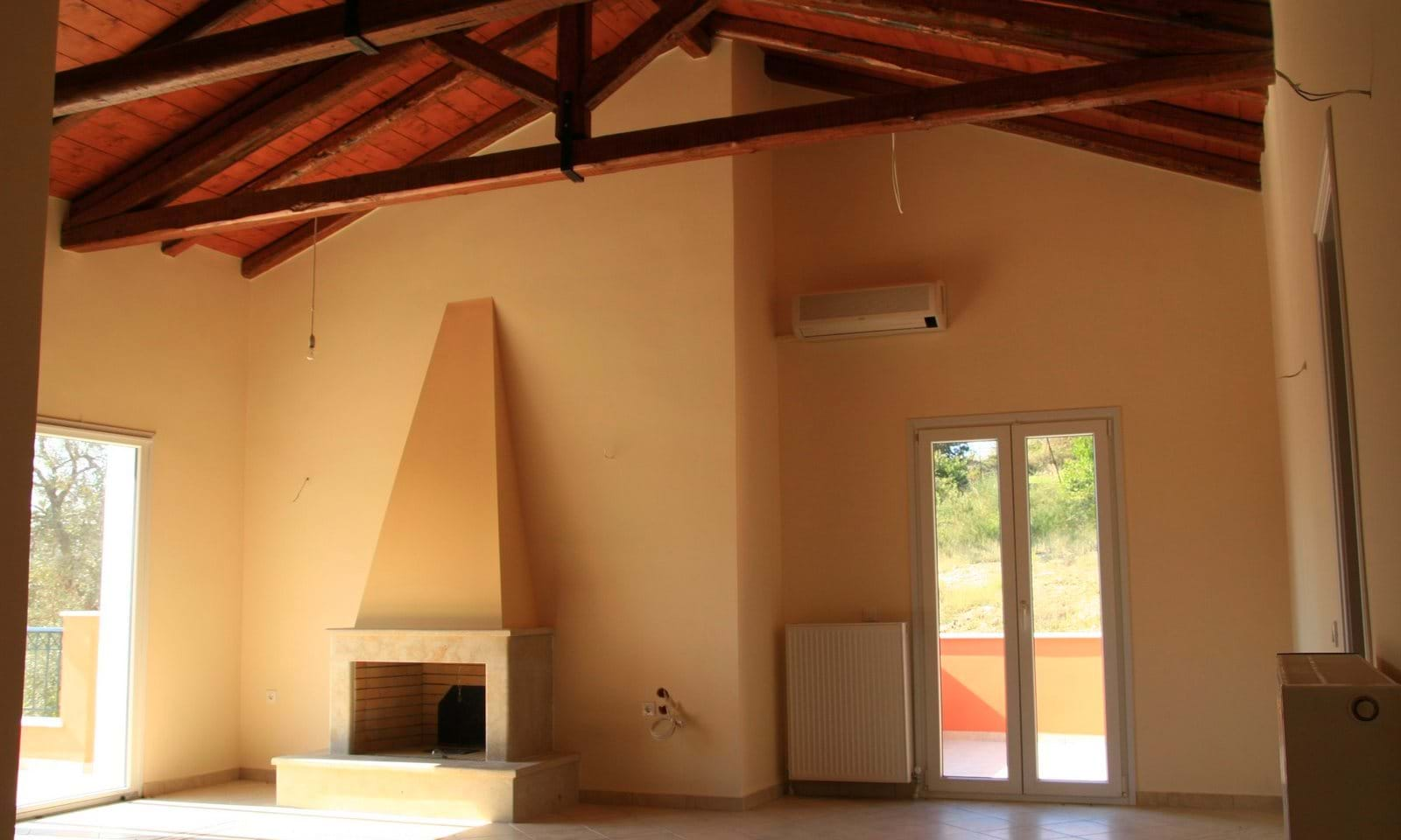 New build property in Corfu