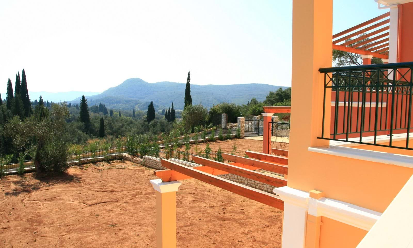 Villas for sale in Corfu
