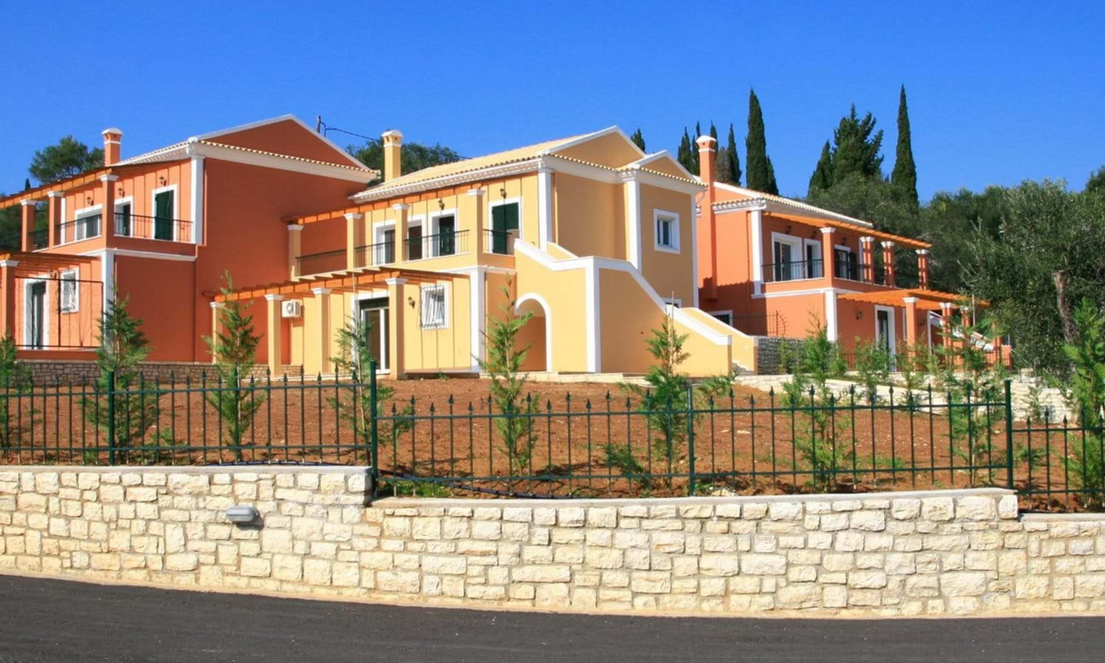 Modern property for sale in Corfu