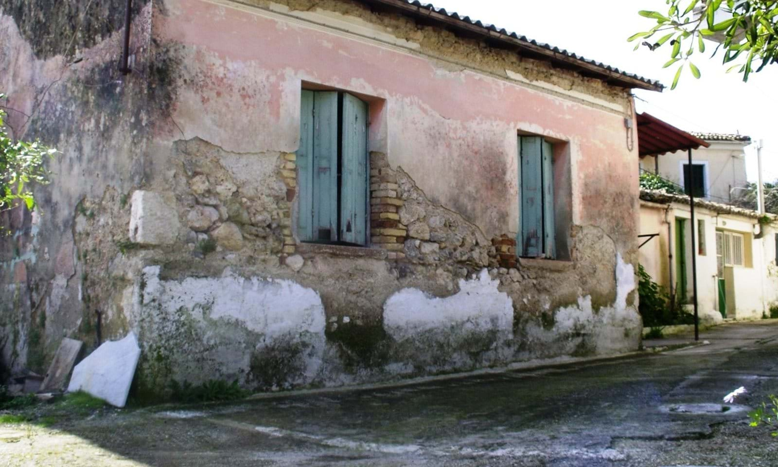 old property in corfu for sale
