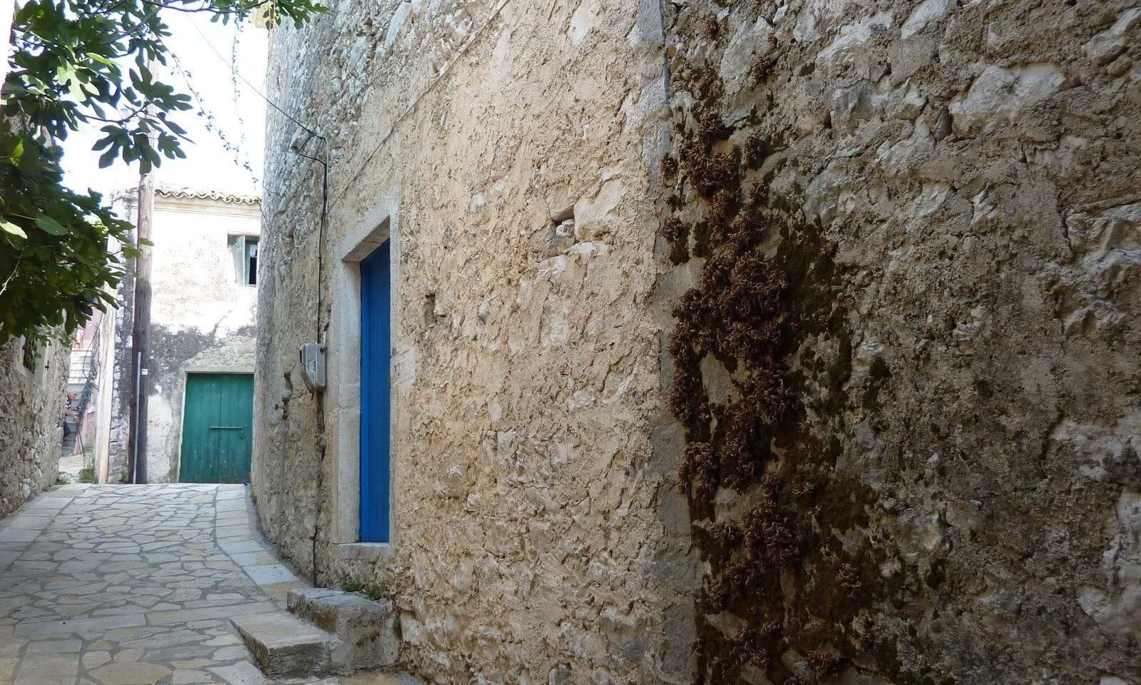 Stone houses for sale in Corfu