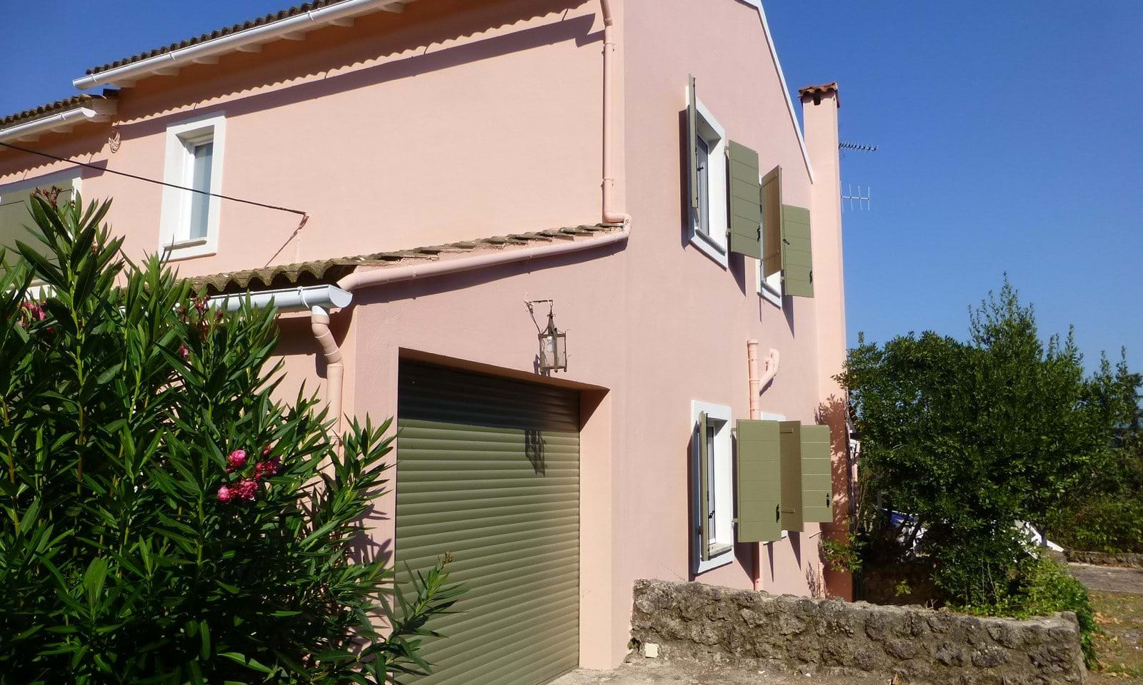 Central Corfu houses for sale