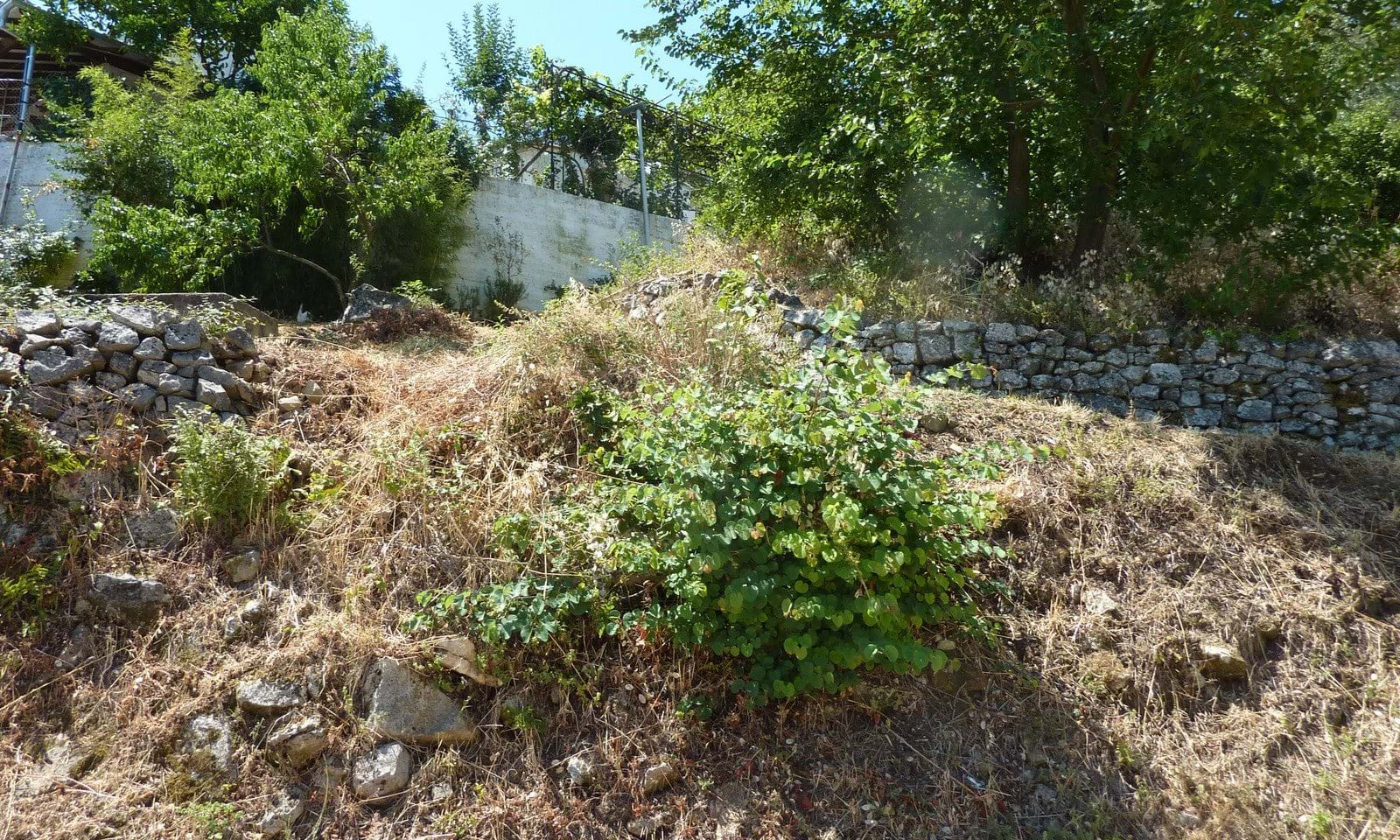 Land for sale in Vigla Corfu