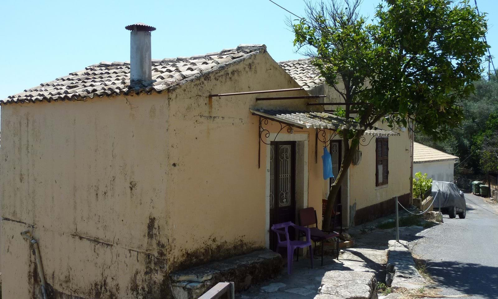 Property in Corfu