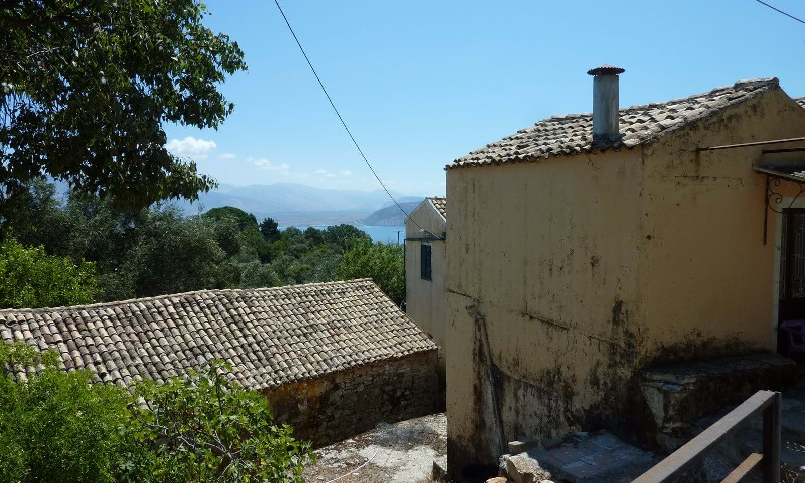 Houses for sale in Corfu