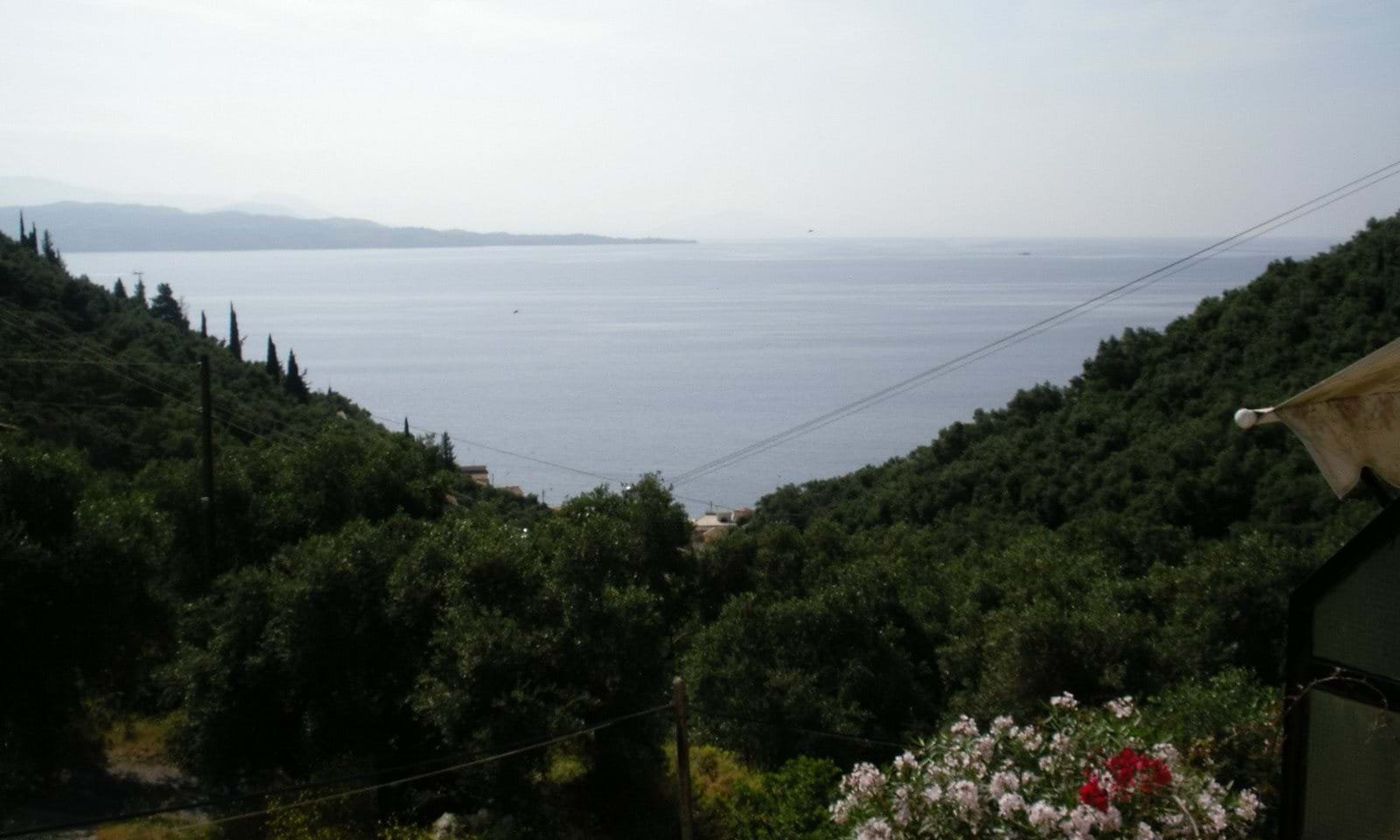 Kaminaki property for sale in Corfu