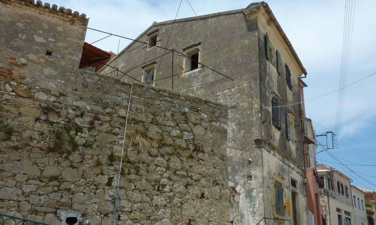 stone house for sale corfu