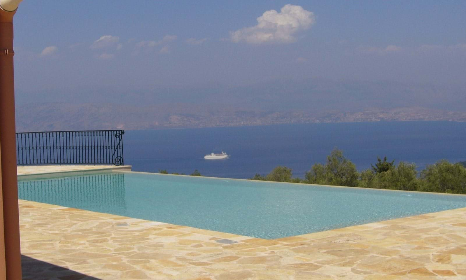 Luxury property for sale in Kassiopi Corfu