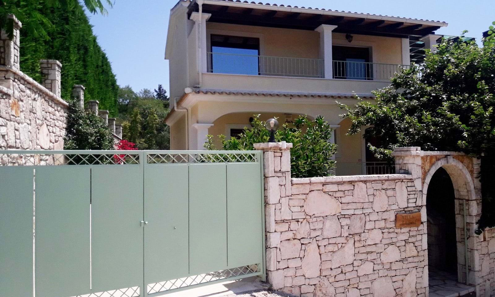 Villas for sale in Kassiopi Corfu