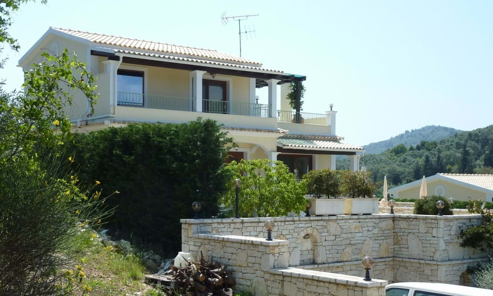 Villa for sale in Kassiopi