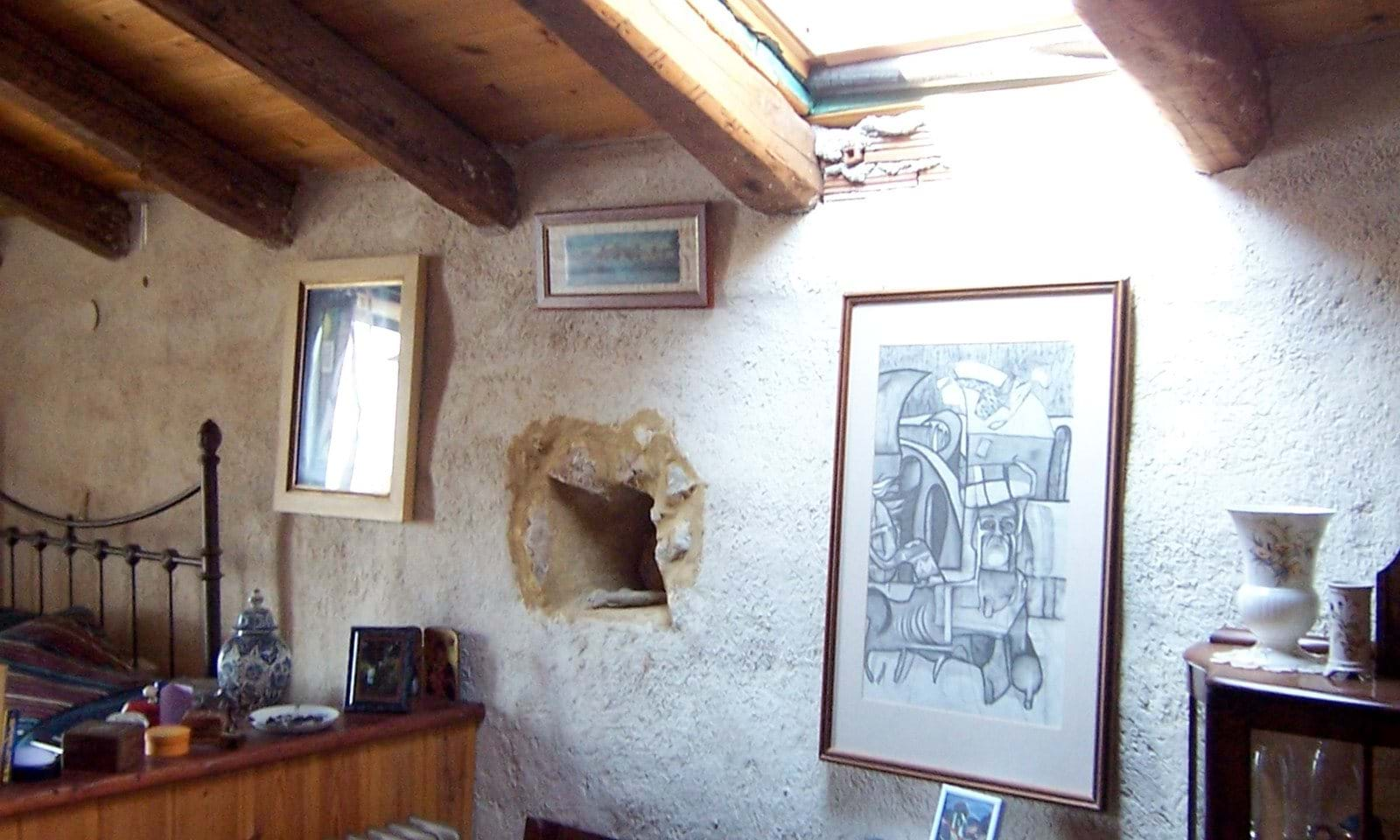 artists house for sale in lakones corfu