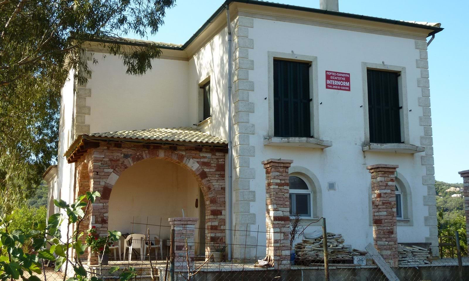 New property for sale in Corfu