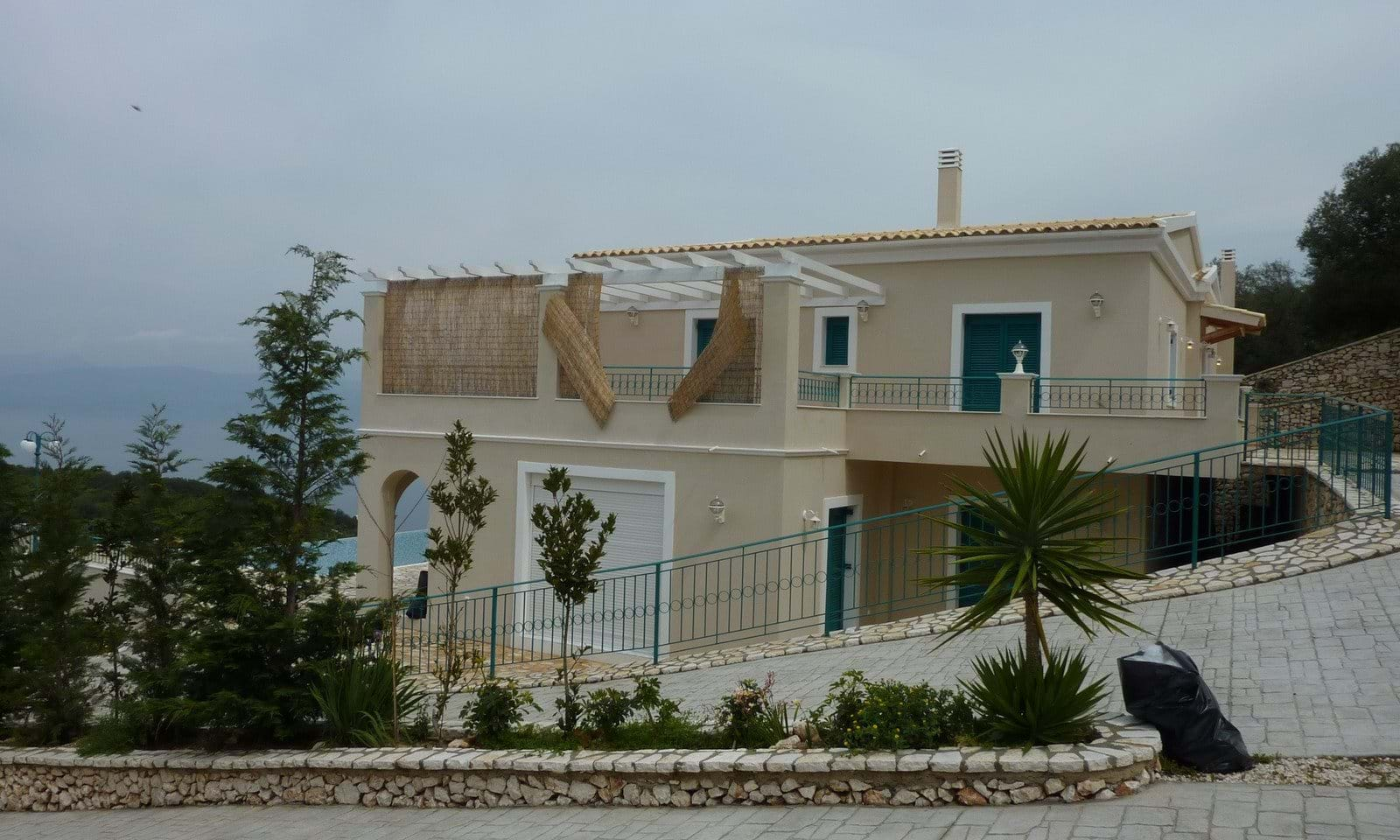Corfu luxury property for sale