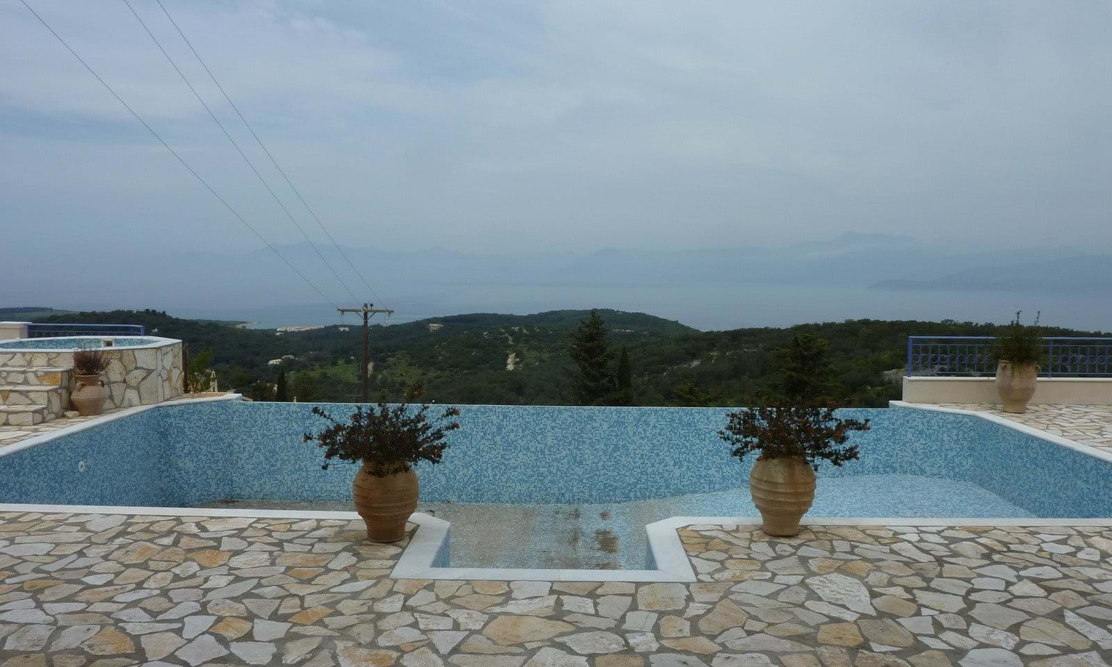 Villas for sale north Corfu