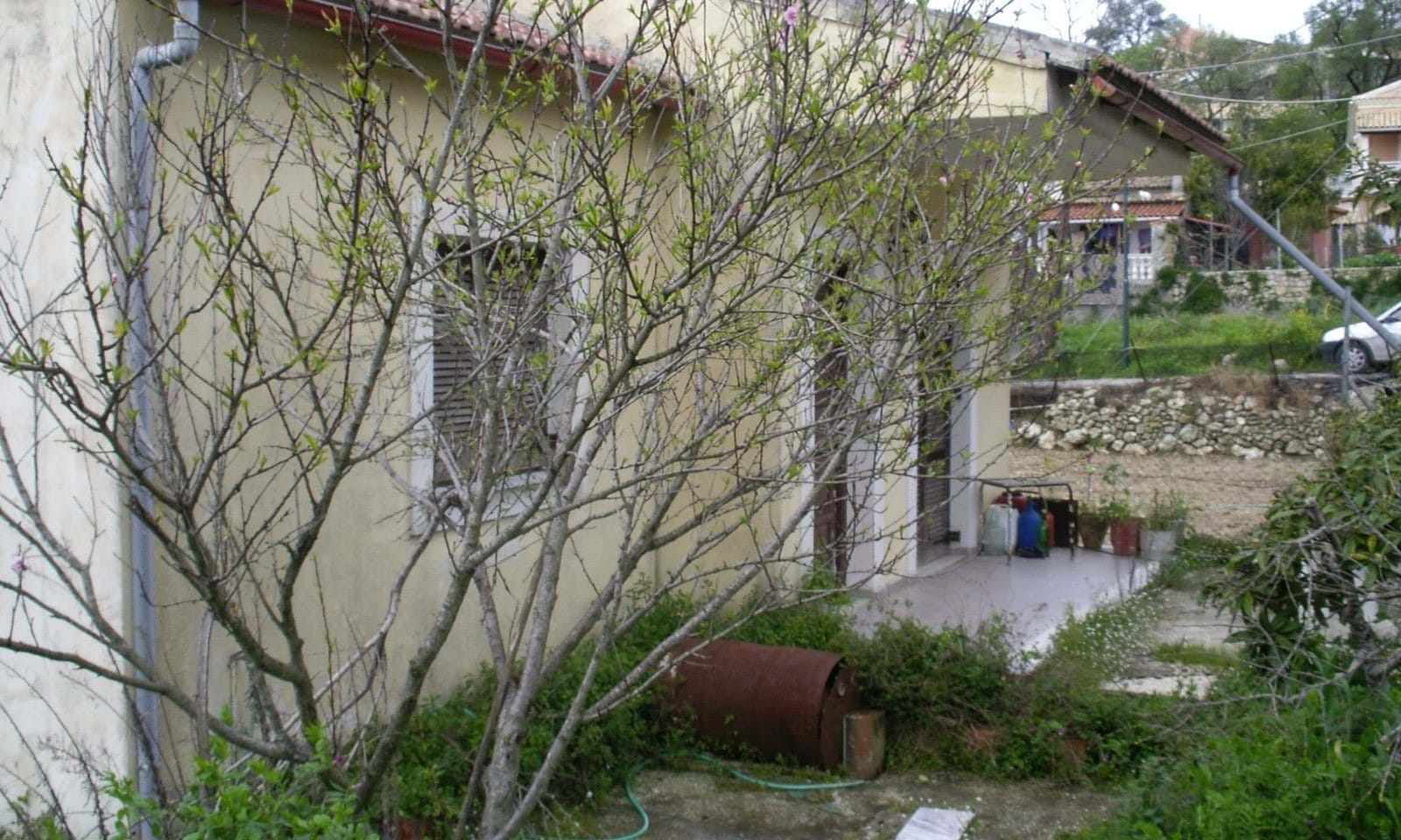 House for sale in Makrades Corfu