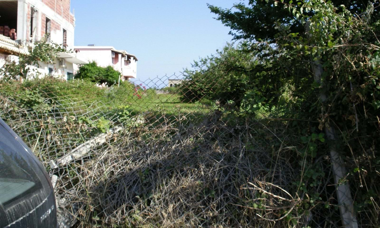 land for sale on sea in corfu