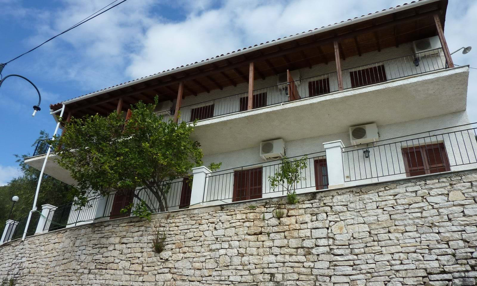 Commercial property Corfu