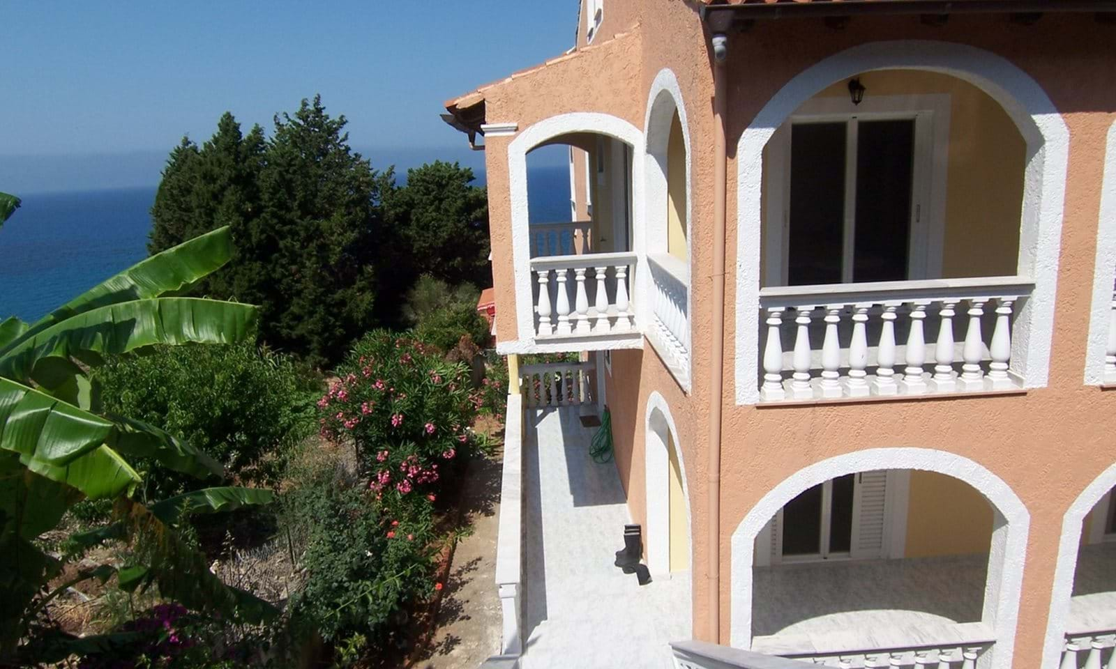 west corfu villa for sale, property for sale in west corfu