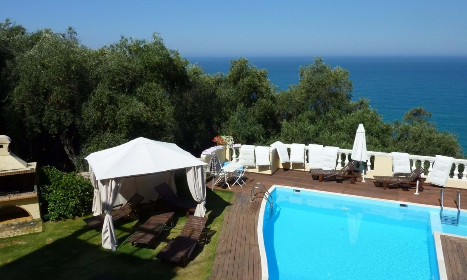 South Corfu property for sale