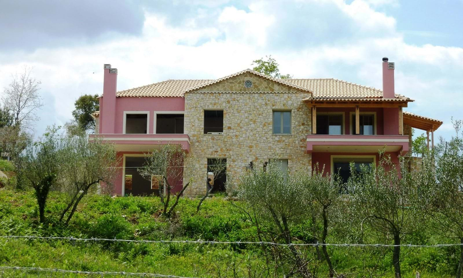 house for sale corfu