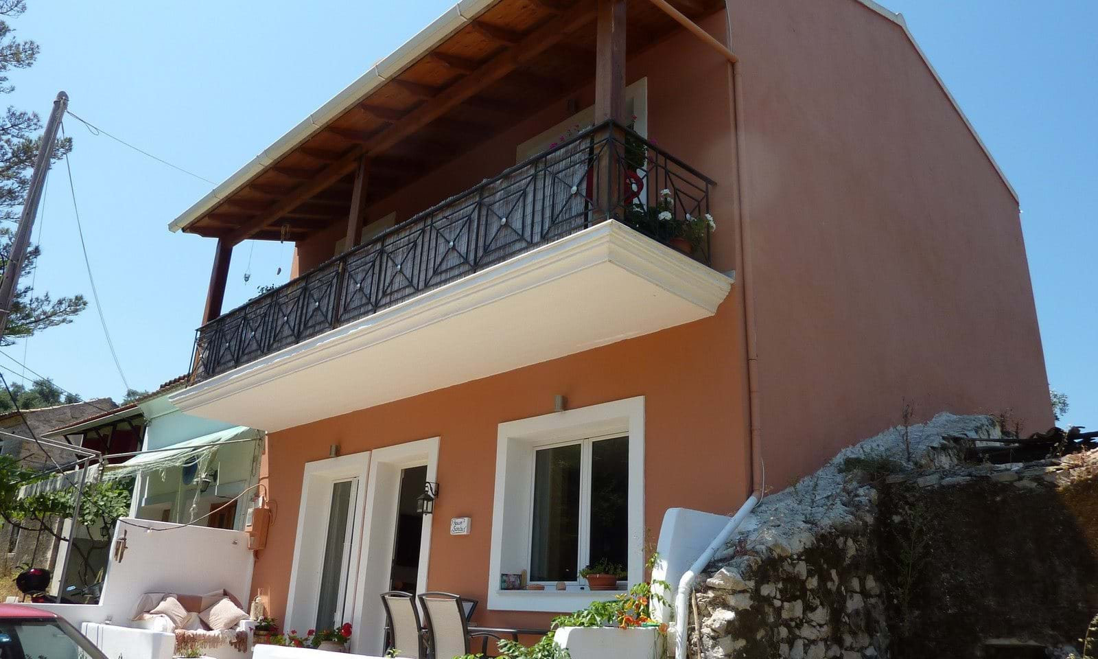 Converted village house for sale Corfu
