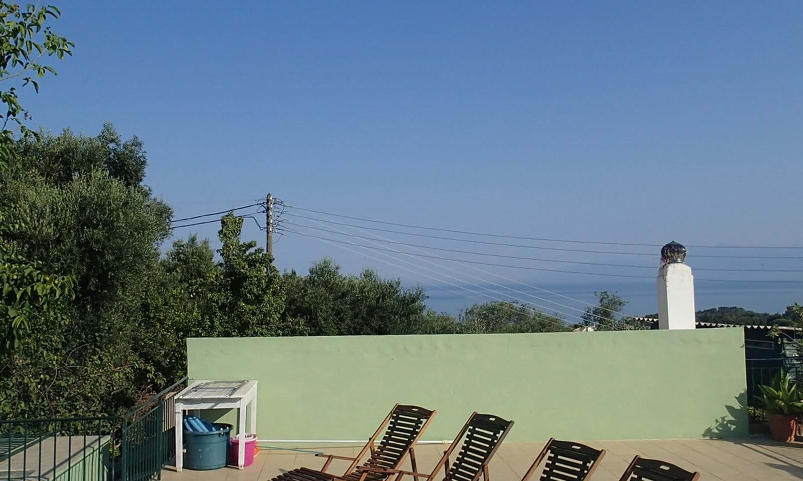 Renovated village property for sale in Corfu