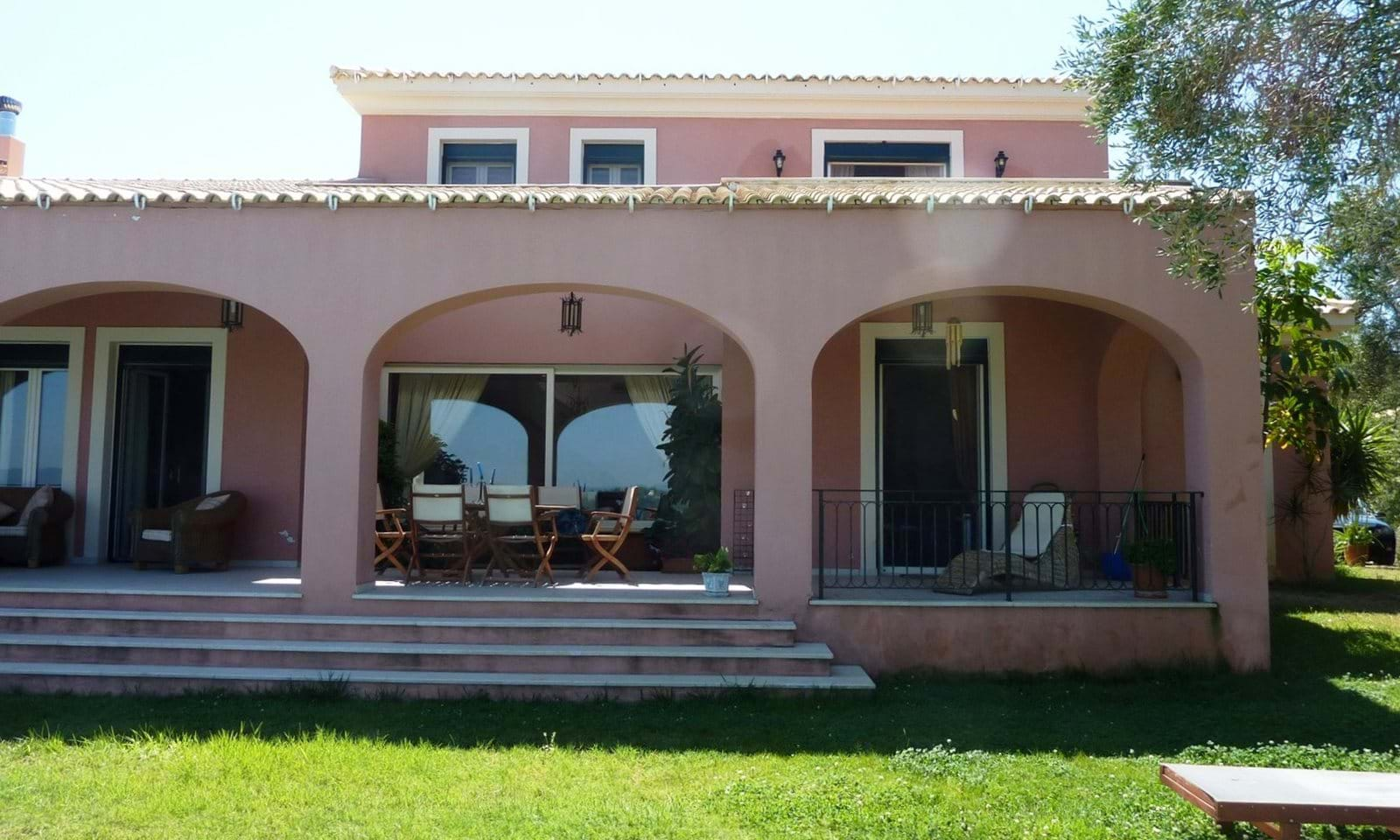 luxury property greece for sale