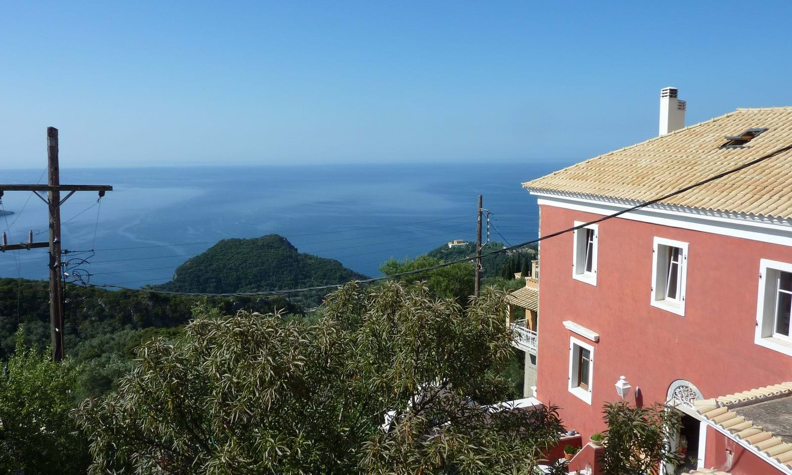Conversion properties for sale in Corfu