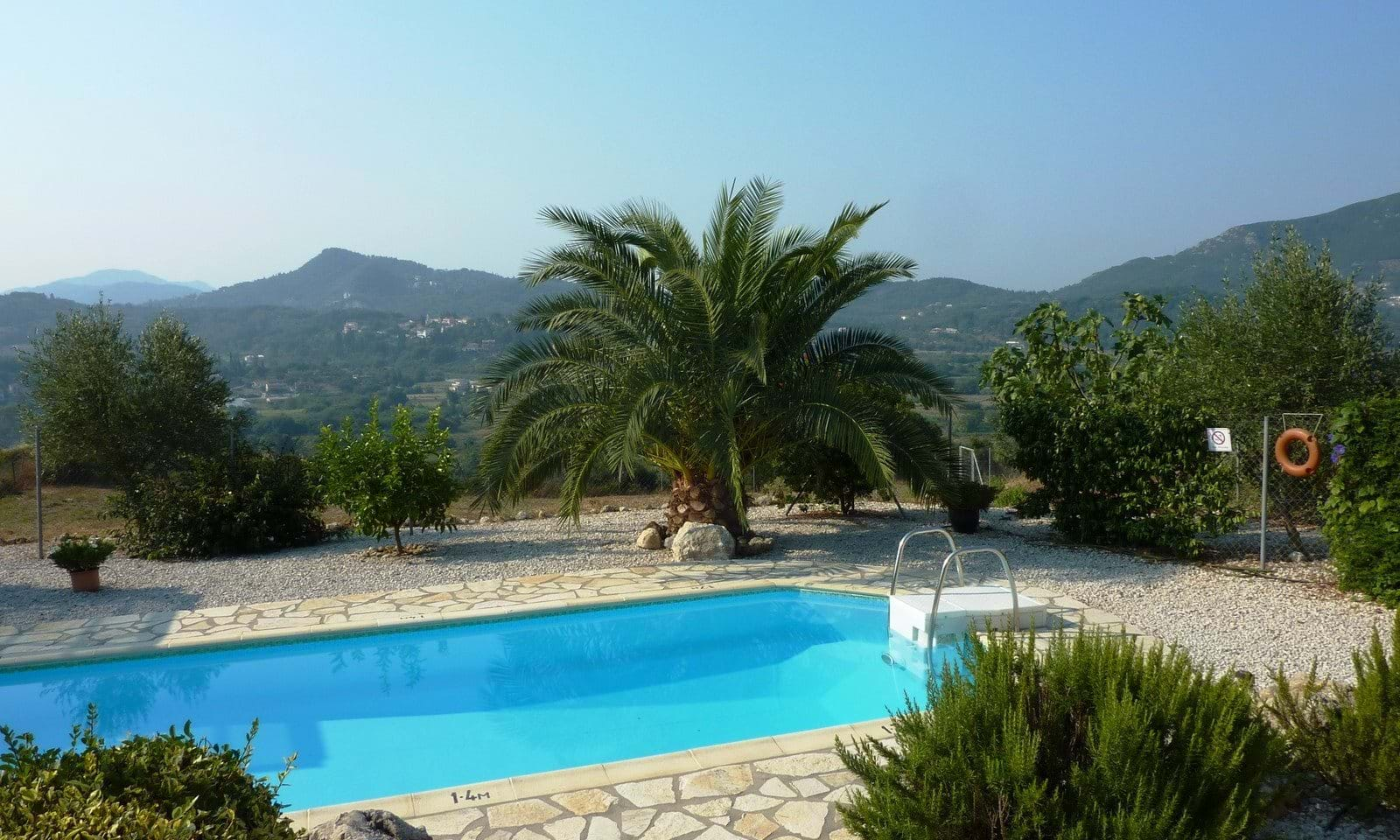 Lettable property for sale in Corfu