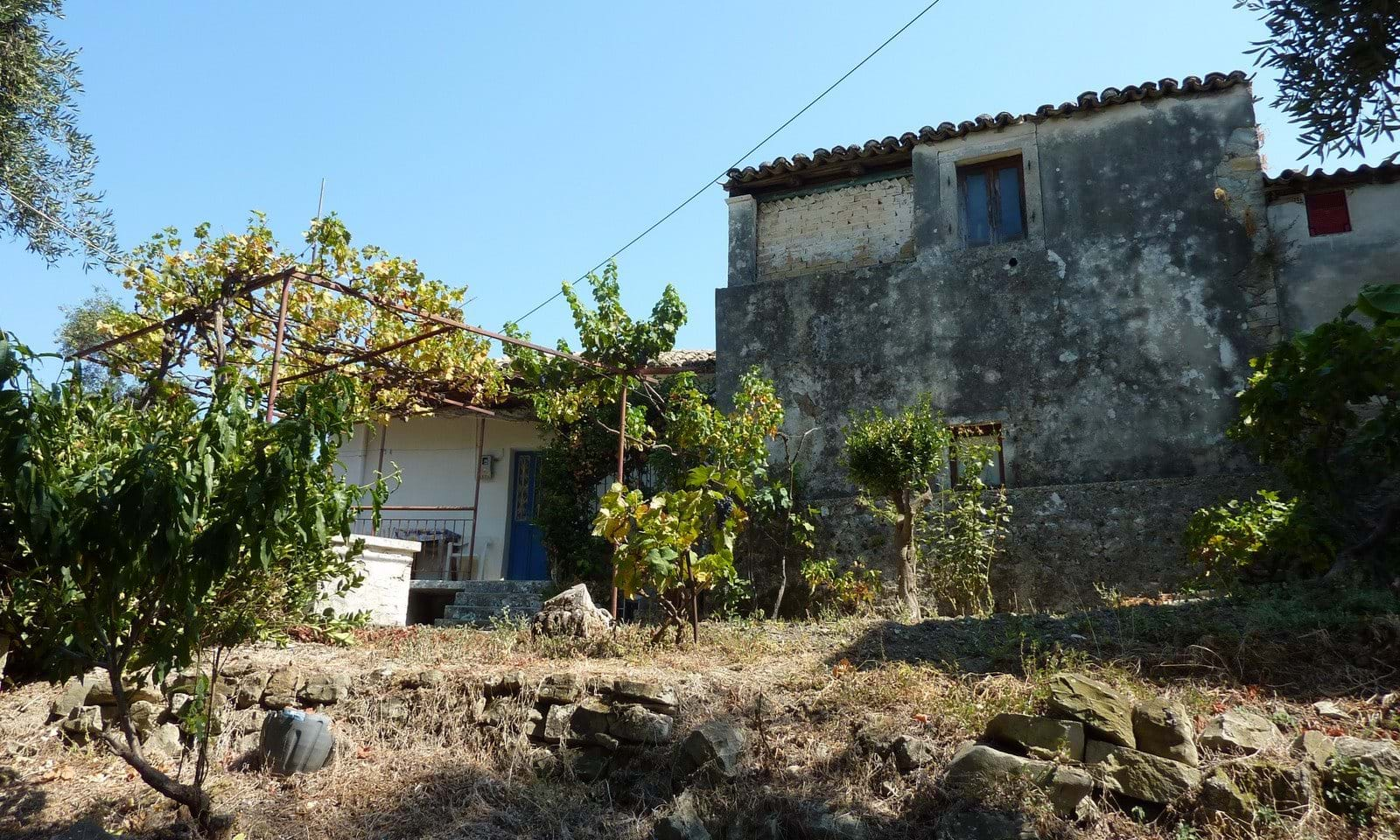 Village houses for sale Corfu