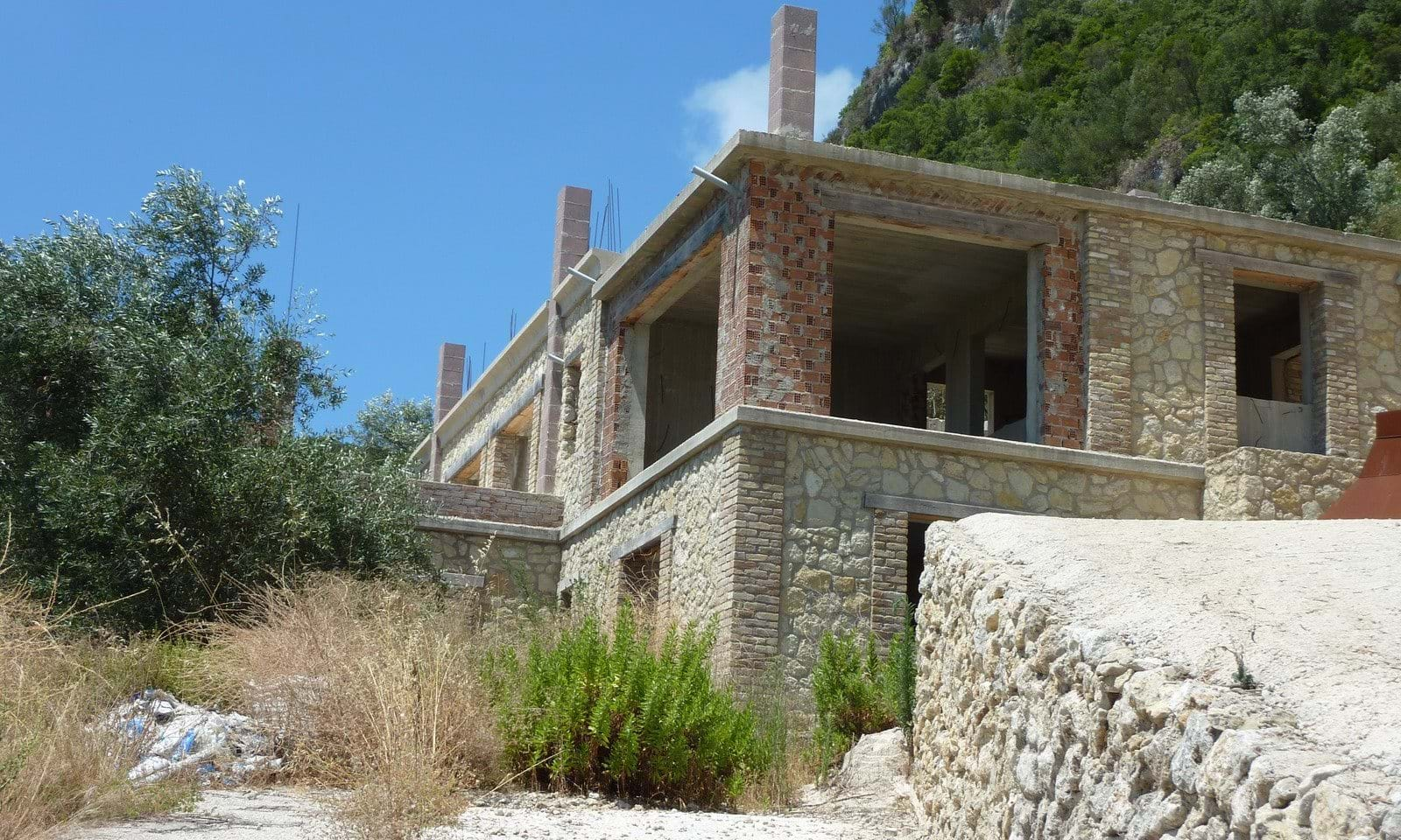 Villas for sale Corfu