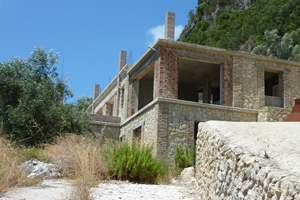 MOUNTAINSIDE VILLA, Doukades, Corfu