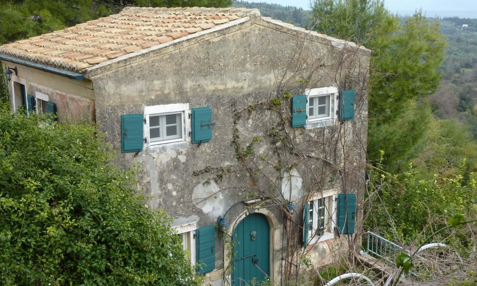 Traditional property for sale in Greece