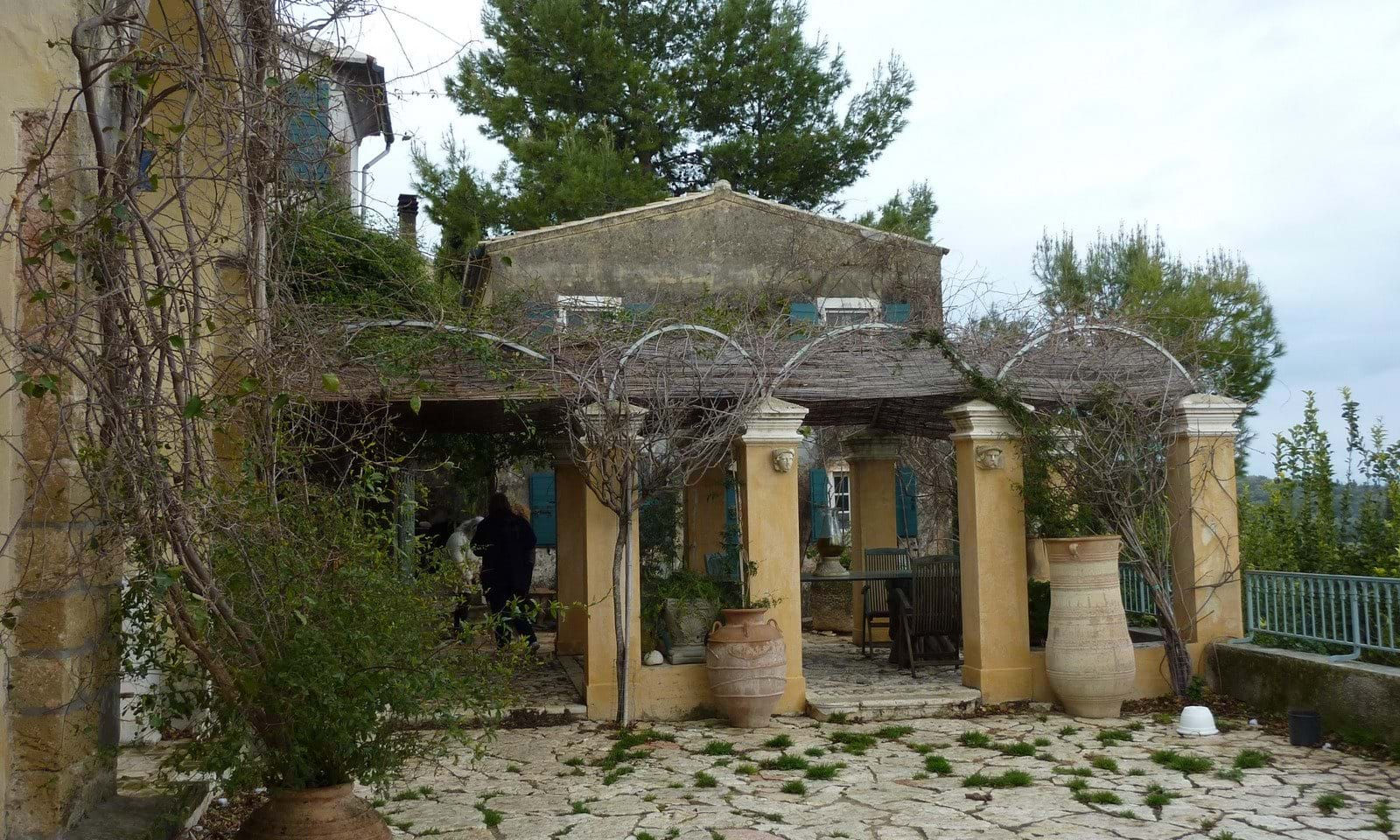 Corfu mansion for sale