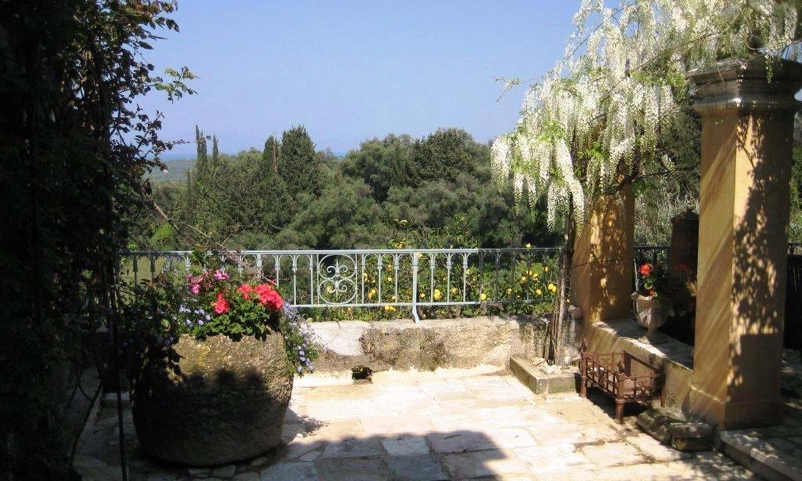 Kaligas Manor House Corfu
